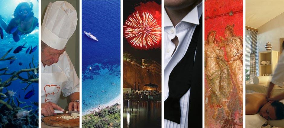 Exclusive group travel activities